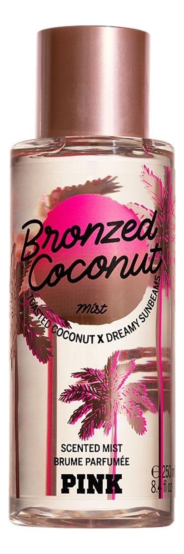 Парфюмерный мист для тела Pink Bronzed Coconut Body Mist: Мист 250мл