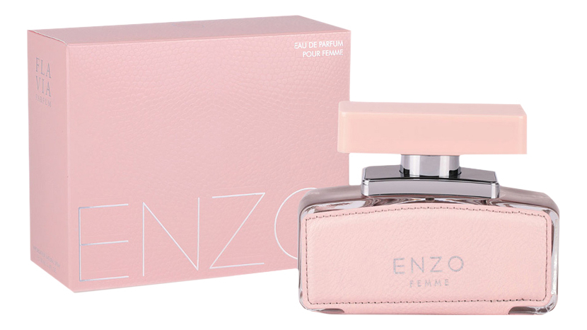 Фото - Enzo Pour Femme: парфюмерная вода 100мл armaf magnificent pour homme парфюмерная вода 8мл