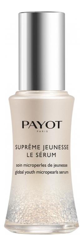 Купить Омолаживающая сыворотка для лица с экстрактом орхидеи и магнолии Supreme Jeunesse Le Serum 30мл, Payot