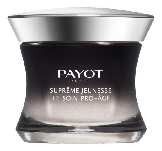 Купить Омолаживающий крем для лица с экстрактом черной орхидеи Supreme Jeunesse Le Soin Pro-Age 50мл, Payot