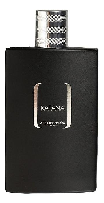 Katana: парфюмерная вода 7,5мл atelier flou katana парфюмерная вода 100мл