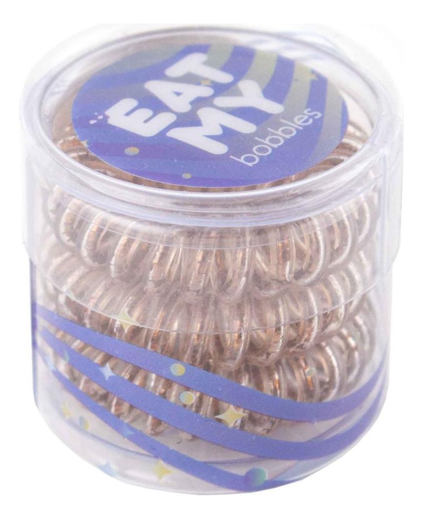 Резинка для волос Cola Pop Mini 3шт (коричневая)