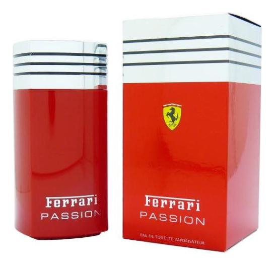 цена Ferrari Passion: туалетная вода 30мл онлайн в 2017 году