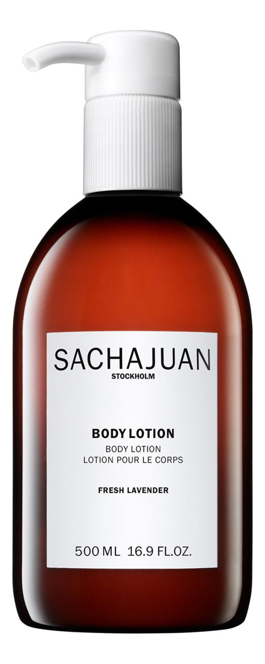 Купить Лосьон для тела с ароматом лаванды Body Lotion Fresh Lavender 500мл, SACHAJUAN