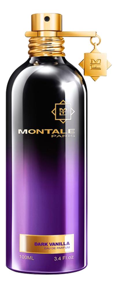 Купить Dark Vanilla: парфюмерная вода 100мл, Montale