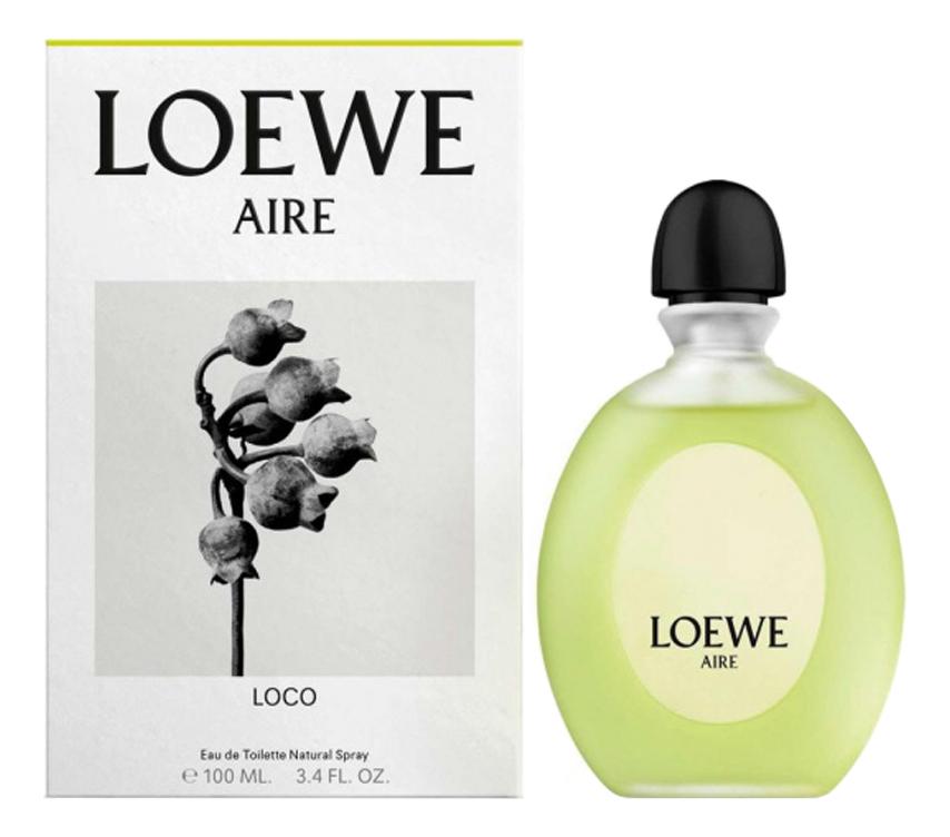 Aire Loco: туалетная вода 100мл (новый дизайн) loewe aire