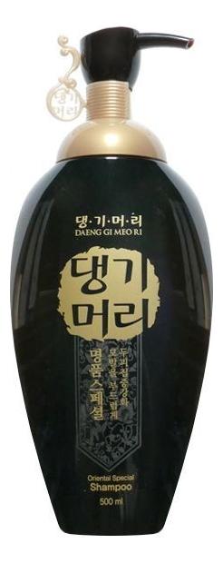 Купить Шампунь для волос смягчающий Oriental Special Shampoo: Шампунь 500мл, Doori Cosmetics