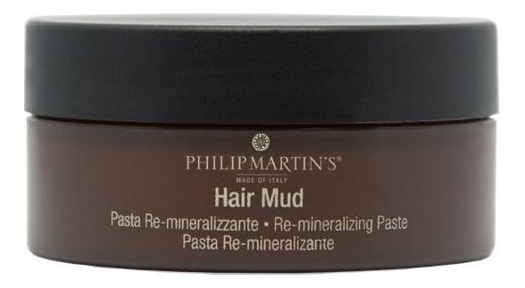 Купить Глина для укладки волос Hair Mud 75мл, PHILIP MARTIN`S