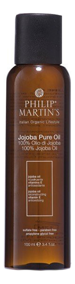 Купить Масло для волос Жожоба Jojoba Oil: Масло 100мл, PHILIP MARTIN`S