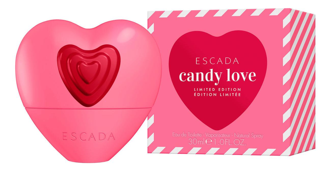 Candy Love: туалетная вода 30мл cafeina туалетная вода 30мл