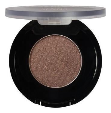 Купить Мерцающие полупрозрачные тени для век Eye Color Sparkle Powder Eyeshadow 2г: Minx, SENNA