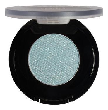 Купить Мерцающие полупрозрачные тени для век Eye Color Sparkle Powder Eyeshadow 2г: Pistachio, SENNA