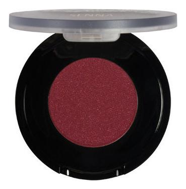 Купить Мерцающие полупрозрачные тени для век Eye Color Sparkle Powder Eyeshadow 2г: Posh, SENNA