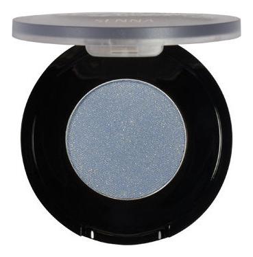 Купить Мерцающие полупрозрачные тени для век Eye Color Sparkle Powder Eyeshadow 2г: Tourmaline, SENNA
