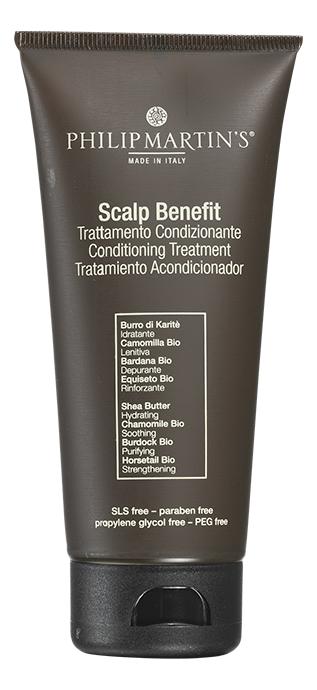 Купить Восстанавливающий кондиционер для волос Scalp Benefit Conditioner: Кондиционер 75мл, PHILIP MARTIN`S