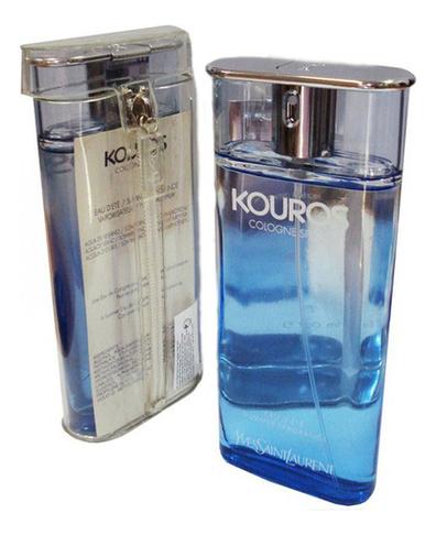 YSL Kouros Cologne Sport Eau dEte Summer Fragrance: туалетная вода 100мл