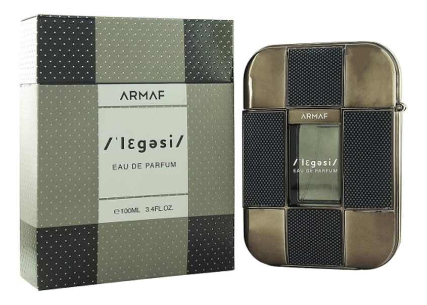 Фото - Legasi Pour Homme: парфюмерная вода 100мл armaf magnificent pour homme парфюмерная вода 8мл