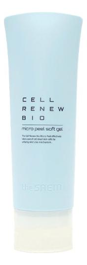 Био-гель скатка для лица Cell Renew Bio Micro Peel Soft Gel: Пилинг 40мл био гель скатка для лица cell renew bio micro peel soft gel пилинг 160мл