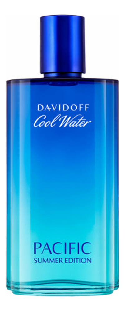Cool Water Pacific Summer Edition For Men: туалетная вода 125мл тестер