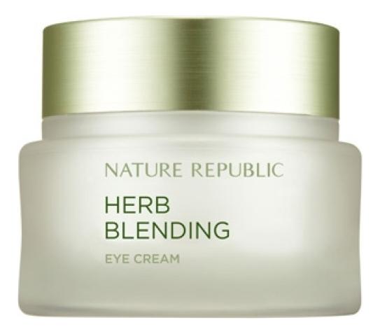 Крем для кожи вокруг глаз с травяными экстрактами Herb Blending Eye Cream 25мл