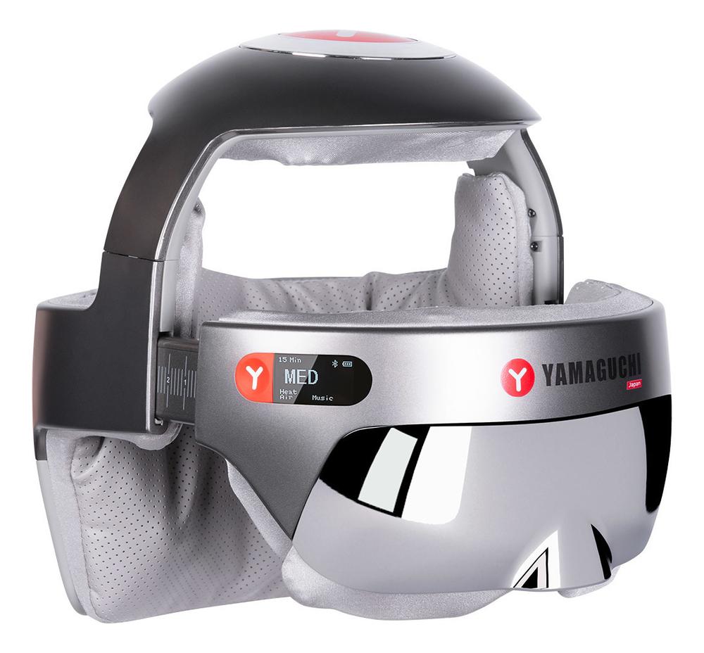 Массажер для головы Galaxy PRO Chrome недорого