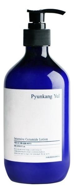 Купить Восстанавливающий лосьон для лица на основе керамидов Intensive Ceramide Lotion: Лосьон 500мл, Pyunkang Yul