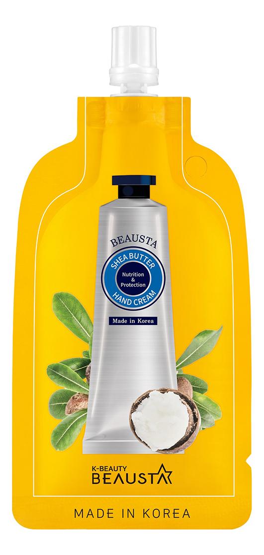 Купить Крем для рук с маслом ши Shea Butter Hand Cream: Крем 20мл, BEAUSTA