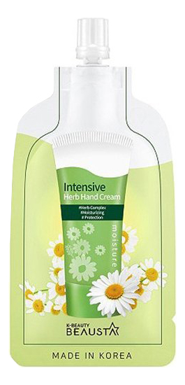 Купить Крем для рук с экстрактами трав Intensive Herb Hand Cream: Крем 20мл, BEAUSTA