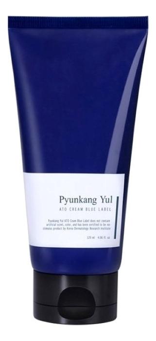 Гипоаллергенный успокаивающий крем для лица ATO Cream Blue Label: Крем 120мл