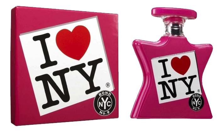 Купить I Love New York for Her: парфюмерная вода 50мл, Bond No 9