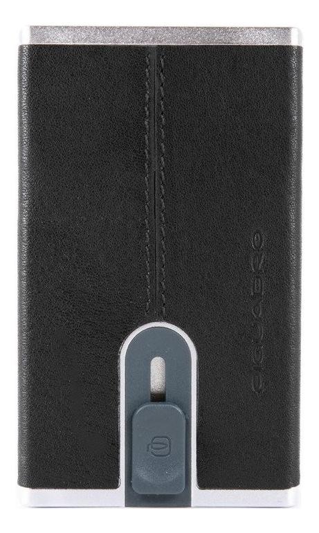 Купить Чехол для кредитных карт Black Square PP4825B3R/N, Piquadro