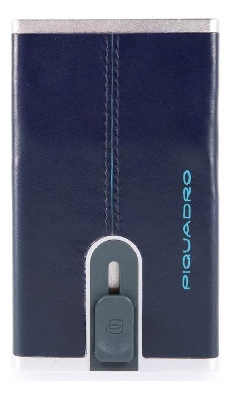 Купить Чехол для кредитных карт Blue Square PP4825B2R/BLU2, Piquadro