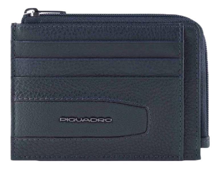 Купить Чехол для кредитных карт W101 PP4822W101R/BLU, Piquadro