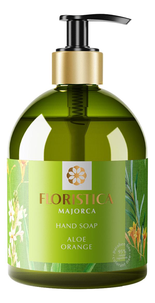 Фото - Увлажняющее жидкое мыло для рук Majorca Hand Soap 500мл жидкое мыло floristica majorca увлажняющее 500 мл