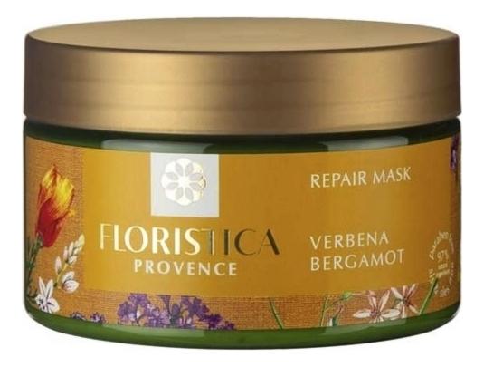 Маска для окрашенных и поврежденных волос Provence Repair Mask 250мл кондиционер для окрашенных и поврежденных волос provence moisture repair conditioner 345мл