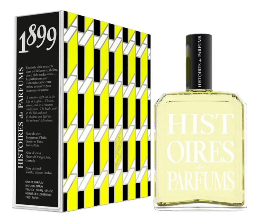 Купить 1899 Hemingway: парфюмерная вода 120мл, Histoires de Parfums