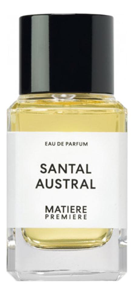 Santal Austral: парфюмерная вода 100мл недорого