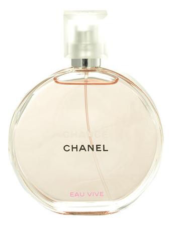 Chanel Chance Eau Vive — женские духи, туалетная вода Шанель Шанс Вива — купить по лучшей цене в интернет-магазине Randewoo