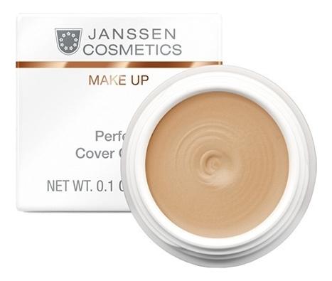 Купить Тональный крем-камуфляж для лица Make Up Perfect Cover Cream 5мл: No 03, Janssen Cosmetics