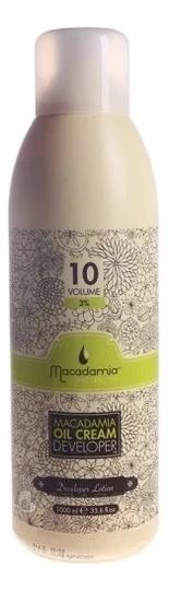 Окислитель для краски Oil Cream Developer 3%: Окислитель 1000мл недорого