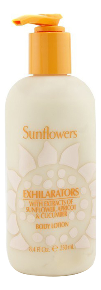 Купить Elizabeth Arden Sunflowers: лосьон для тела 250мл