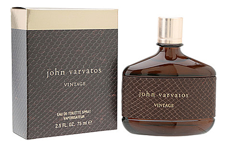 цена John Varvatos Vintage: туалетная вода 75мл онлайн в 2017 году