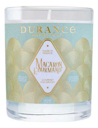 Купить Ароматическая свеча Perfumed Natural Candle Gourmet Macaroon (перевосходные макаруны): Свеча 180г, Durance
