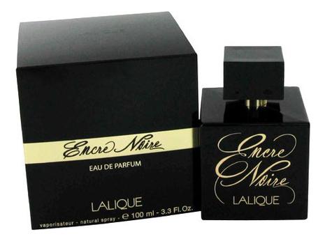 Фото - Lalique Encre Noire pour Elle: парфюмерная вода 100мл lalique encre noire sport туалетная вода 100мл тестер