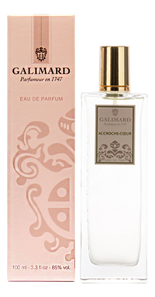 Galimard Accroche-Coeur: парфюмерная вода (новый дизайн) недорого