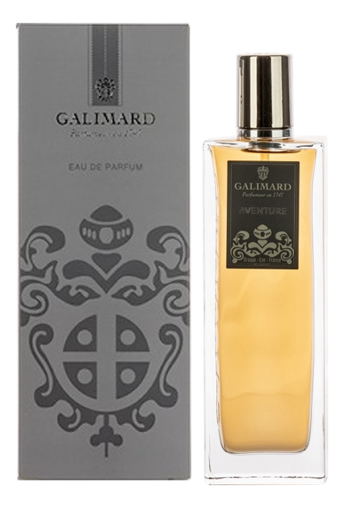 Galimard Aventure: парфюмерная вода 100мл (новый дизайн) недорого