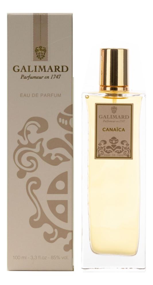 Galimard Canaica: парфюмерная вода 100мл (новый дизайн) недорого