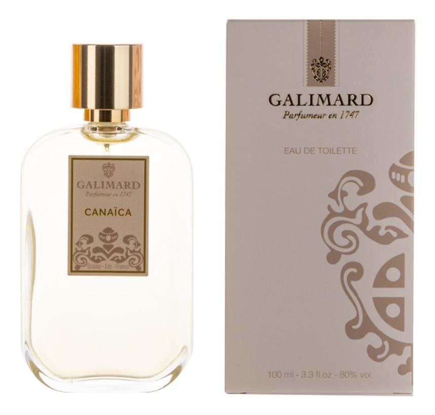 Купить Galimard Canaica: туалетная вода 100мл (новый дизайн)
