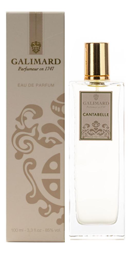 Galimard Cantabelle: парфюмерная вода 100мл (новый дизайн) недорого