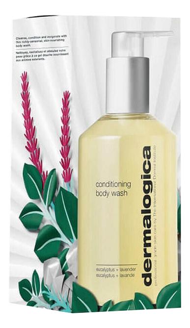 Купить Восстанавливающий кондиционер для душа Conditioning Body Wash: Кондиционер 295мл (коробка), Dermalogica